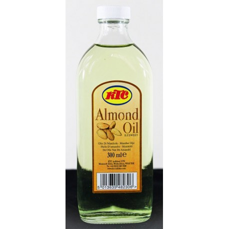 Almond Oil - KTC