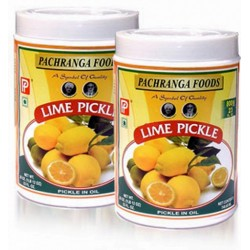 Lime Pickle Pacharanga 800 GM