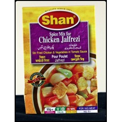 Chicken Jalfrezi 50g