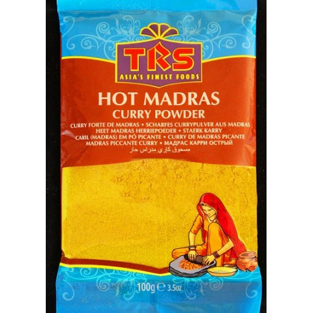 Madras Curry Powder - Hot